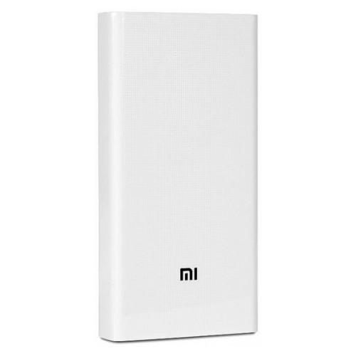 Внешний аккумулятор Xiaomi Mi Power Bank 3 20000 mAh Type-C White