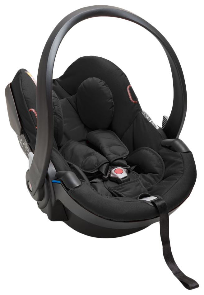 Автокресло 0+ Stokke IZI Go (Стокке Изи Гоу) by BeSafe Modular Black 449001, Детские автокресла  - купить со скидкой