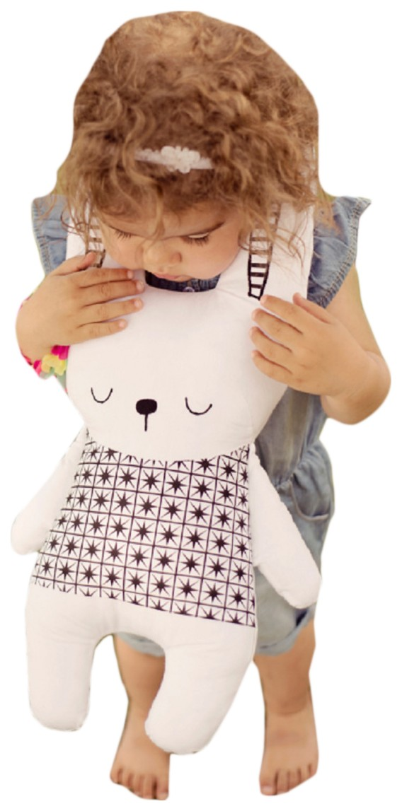 Купить Подушка Bizzi Growin (Биззи Гровин) Rabbit BG037, Детские подушки