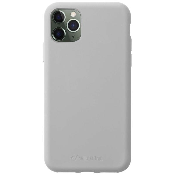 Чехол Cellular Line Sensation для Apple iPhone 11 Pro Grey