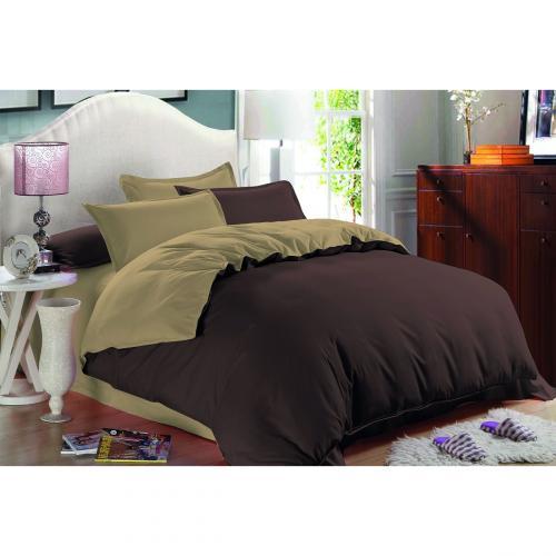 Комплект постельного белья двуспальный-евро Amore Mio, Опал