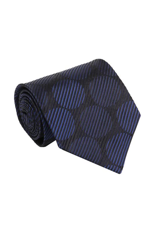 Галстук мужской Windsor 600 синий