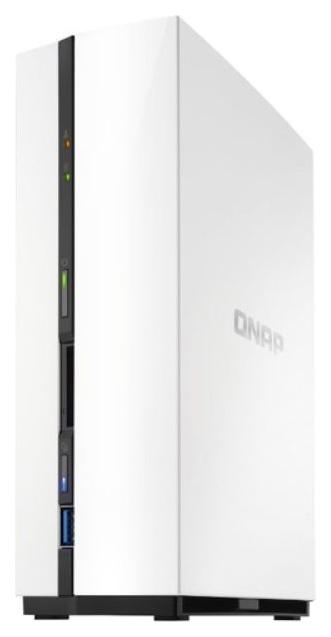 Сетевое хранилище NAS Qnap D1 Белый