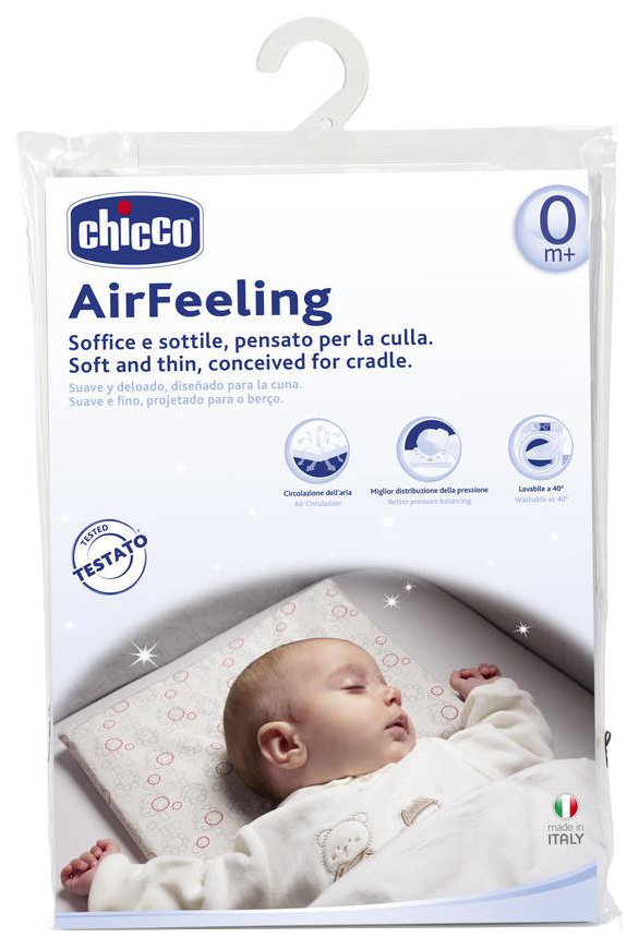 Подушка Chicco Airfeeling 320612010 0 м+