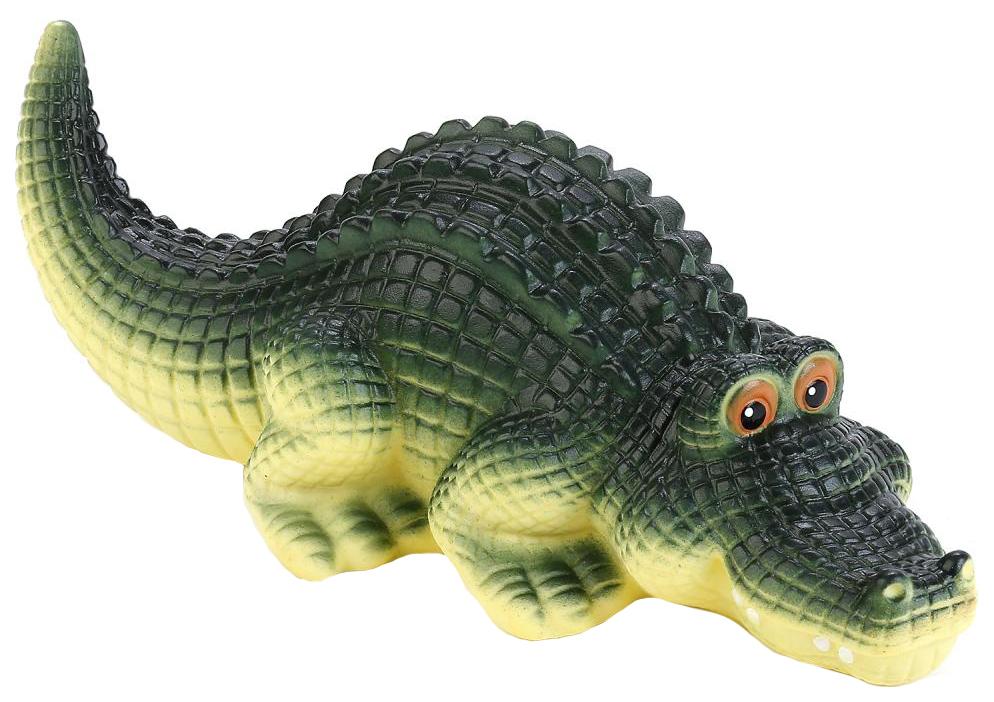 Купить Игрушка для купания Огонек Крокодил Кирилл ОГ840, Игрушки для купания малыша