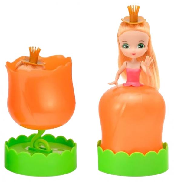 Купить Кукла AWECO Floraly Girls в пластиковой тубе 8, 5х14 см, Классические куклы