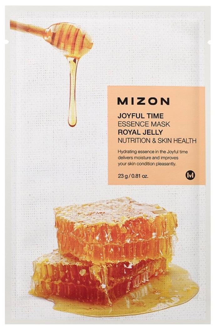 Купить Маска для лица Mizon Joyful Time Essence Royal Jelly 23 г