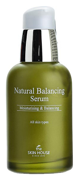 Сыворотка для лица The Skin House Natural Balancing Serum 50 мл