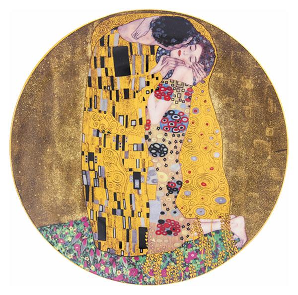 Тарелка Elan Gallery 420183 Разноцветный
