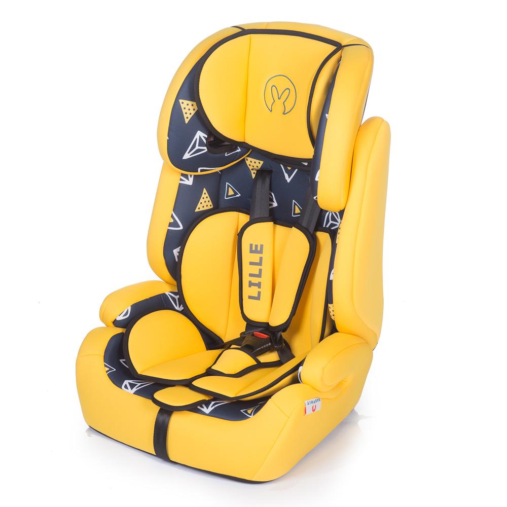Купить Автокресло Babyhit Lille Blue yellow, Детские автокресла
