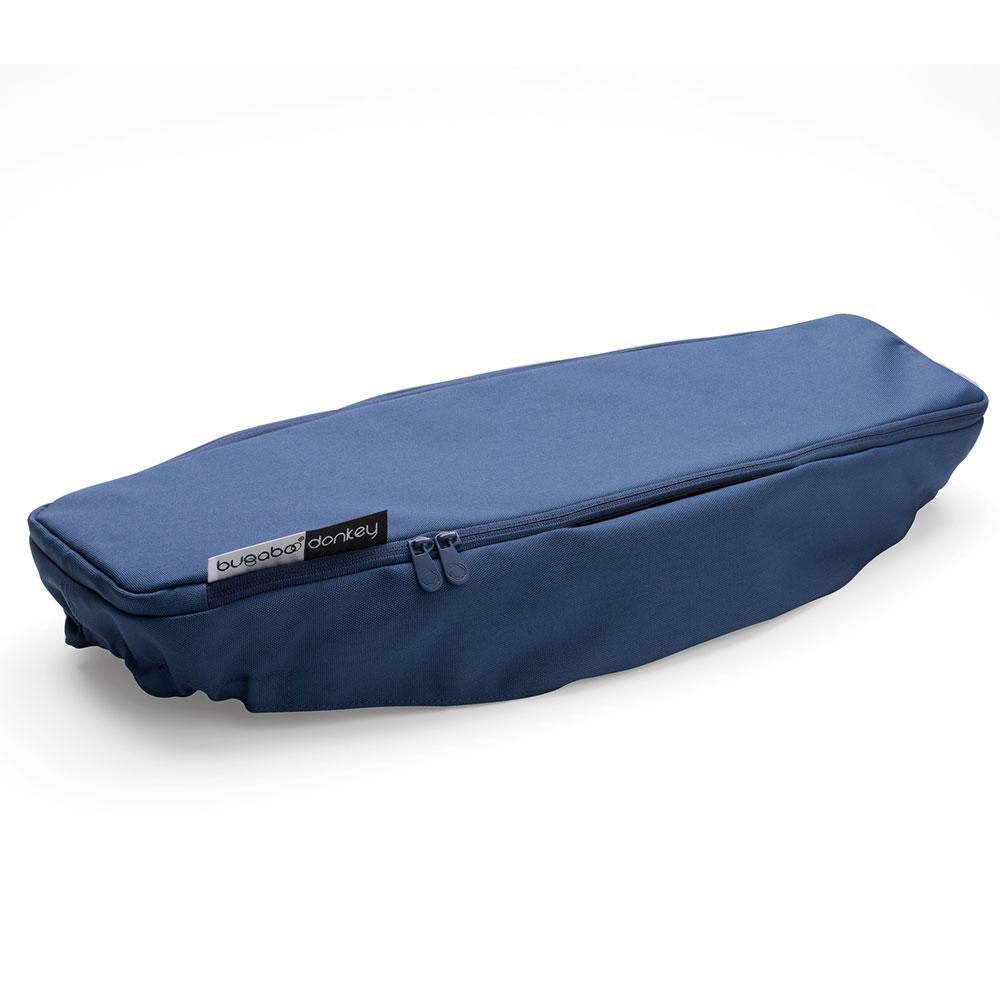 Купить Чехол для боковой корзины BUGABOO Donkey 2 Sky blue, Комплектующие для колясок