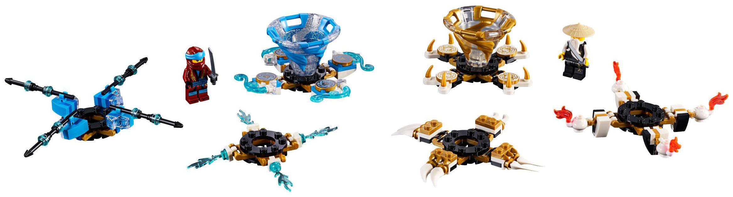 Конструктор LEGO Ninjago 70663 Ния и