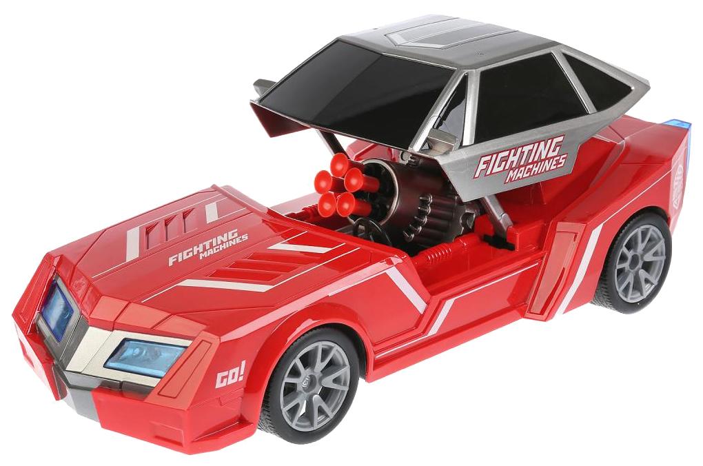 Радиоуправляемая машинка Shantou Gepai Shooting super car 2028-60B