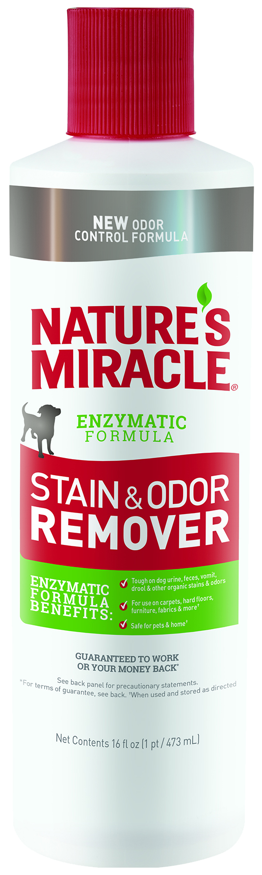 Nature's Miracle / Нейтрализатор органических пятен и запаха Nature's Miracle Dog Stain&Odor Remover 473 мл