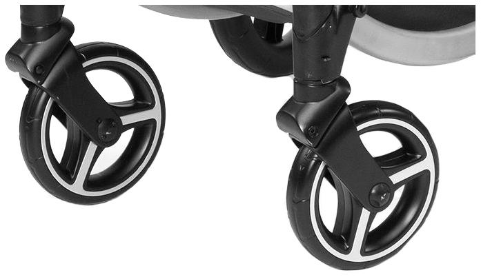 Комплект малых передних колёс к коляске Chicco