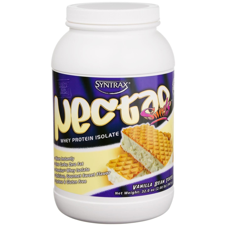 Протеин Syntrax Nectar 907 г Vanilla Bean Torte фото