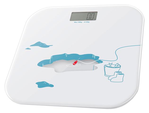 Весы напольные NDCare BS183