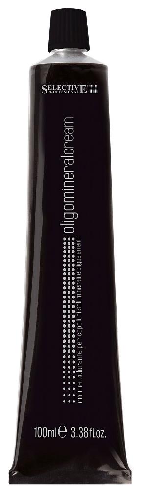Краска для волос Selective Professional Oligomineral 6.5 Тёмный блондин махагоновый 100 мл