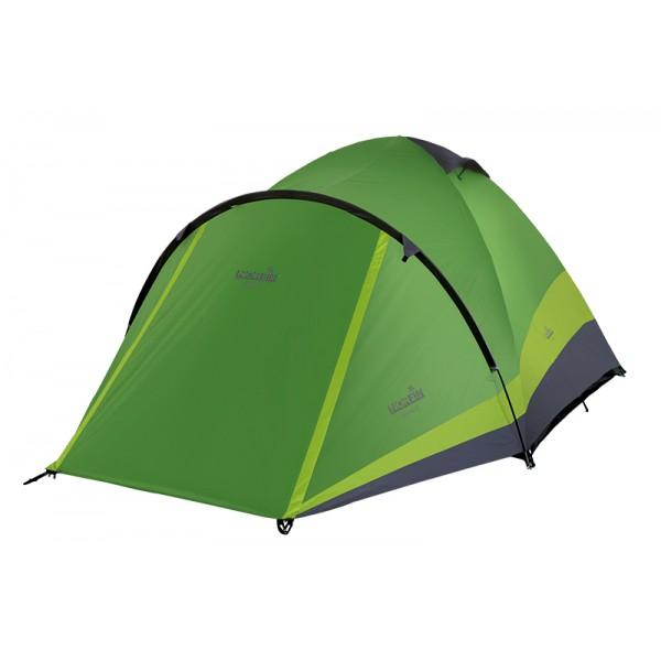 Палатка Norfin Perch NF трехместная зеленая