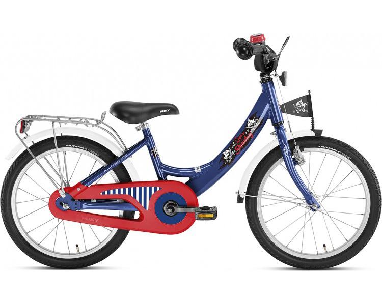Велосипед Puky ZL 16-1 Alu Captn Sharky 4228 Синий фото
