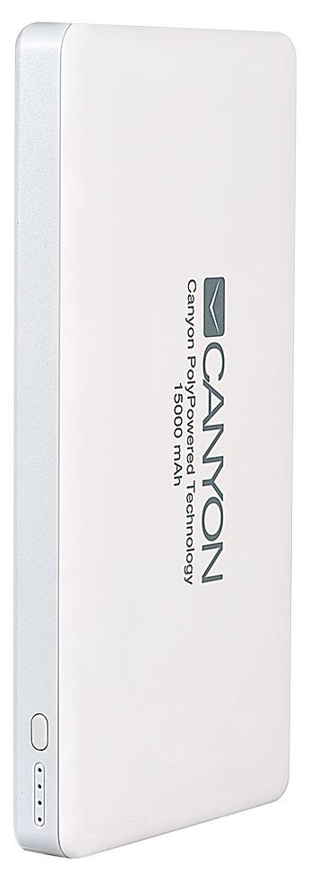 Внешний аккумулятор CANYON CNS TPBP15W 15000 мА/ч