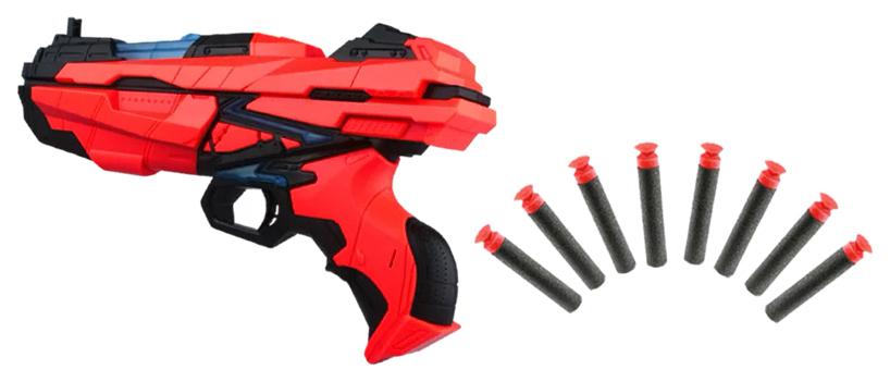 Купить Бластер Наша Игрушка c мягкими пулями арт. FJ835 FJ835, Наша игрушка, Бластеры