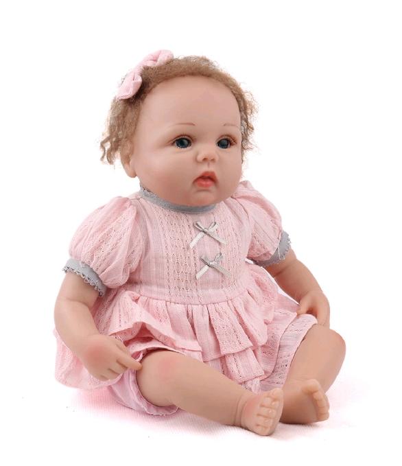 Кукла Reborn-Kids Фиона