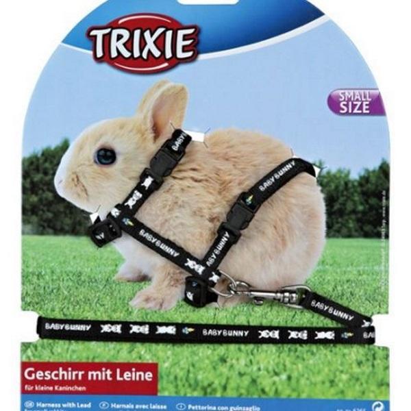 Шлейка для грызунов Trixie Harness