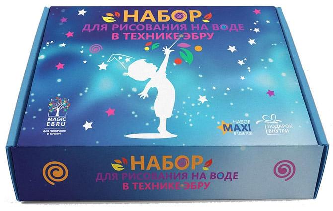 Набор для рисования Эбру Magic Ebru Maxi