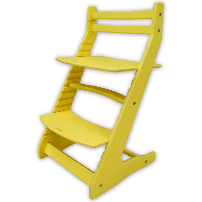Растущий стульчик Millwood Вырастайка 2 Жёлтый