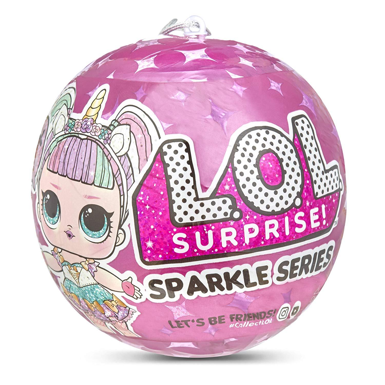 Купить Кукла L.O.L. Surprise Sparkle series 559658 Гламурная, LOL Surprise, Классические куклы
