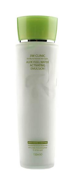 Эмульсия для лица 3W Clinic Aloe Full Water