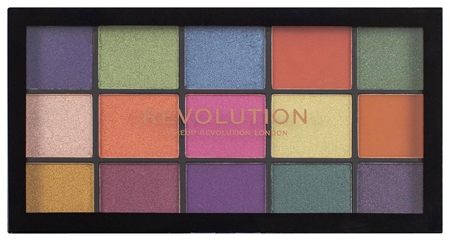Тени для век Makeup Revolution Reloaded Palette