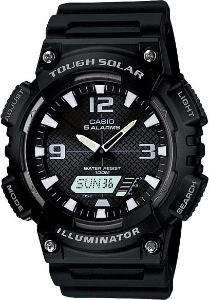 Японские наручные часы Casio Collection AQ-S810W-1A