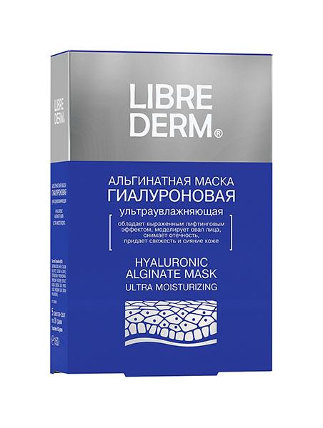 Маска для лица LibreDerm Альгинатная Ультраувлажняющая N1 30 г