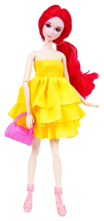 Купить Кукла в наборе с сумочкой, 17x8x33см, Junfa toys, Классические куклы
