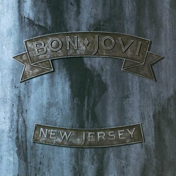 Виниловая пластинка Bon Jovi  New Jersey (2LP), Mercury  - купить со скидкой