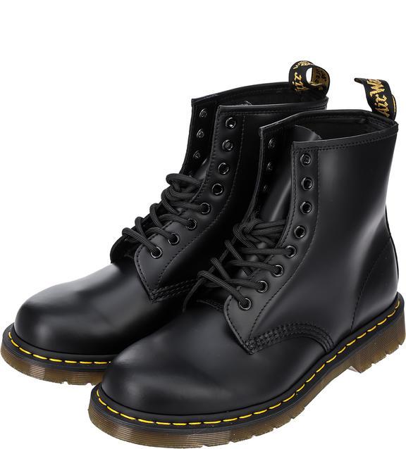 Ботинки мужские Dr. Martens 11822006 черные 43 UK, 11822006 - купити за ціною 10,140.00 руб. в goods.ru | imall.com