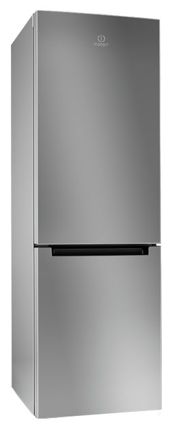 Холодильник Indesit DFM 4180 S Silver фото