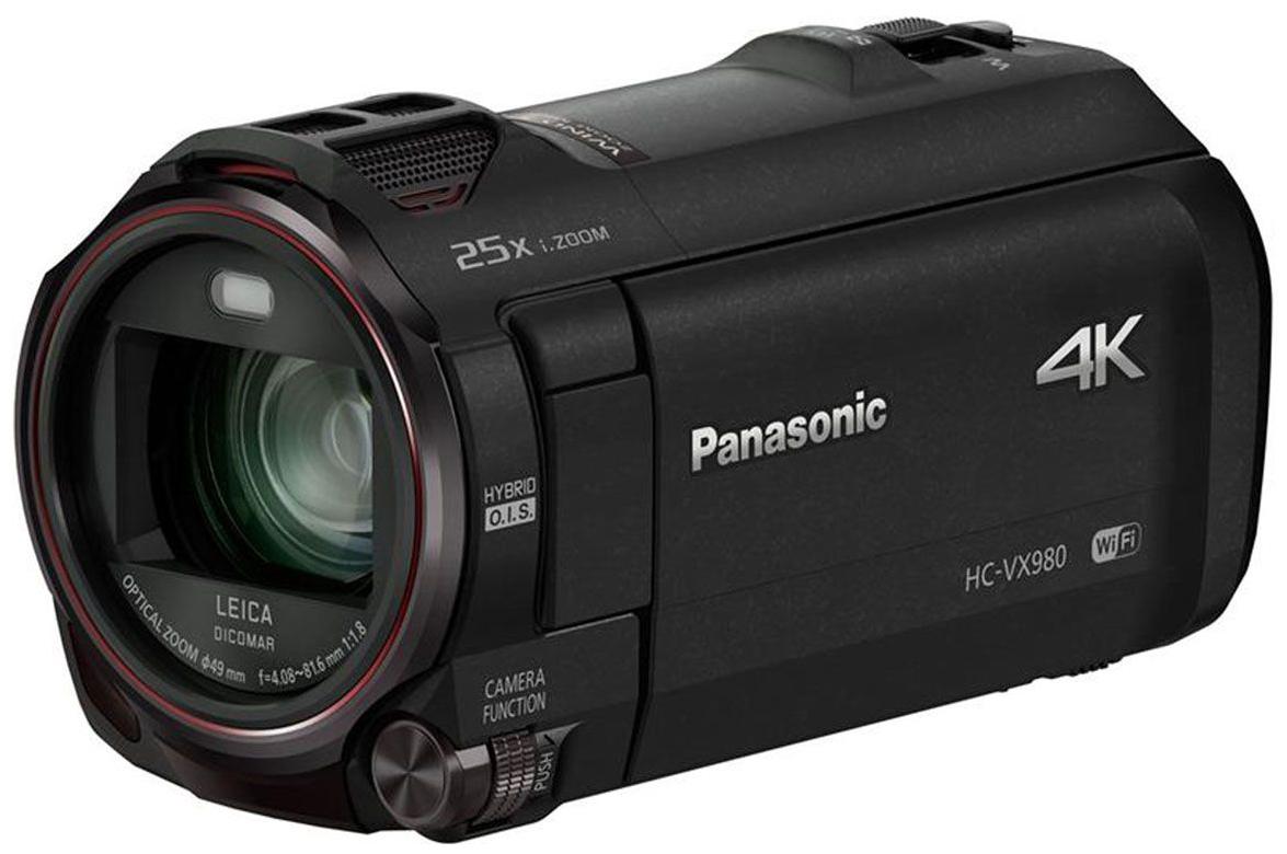 Видеокамера 4K Panasonic HC-VX980EE-K Sony