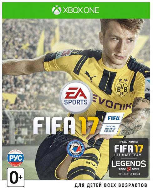 Игра FIFA 17 для Xbox One EA