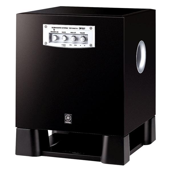 Сабвуфер Yamaha YST-SW215 Piano Black