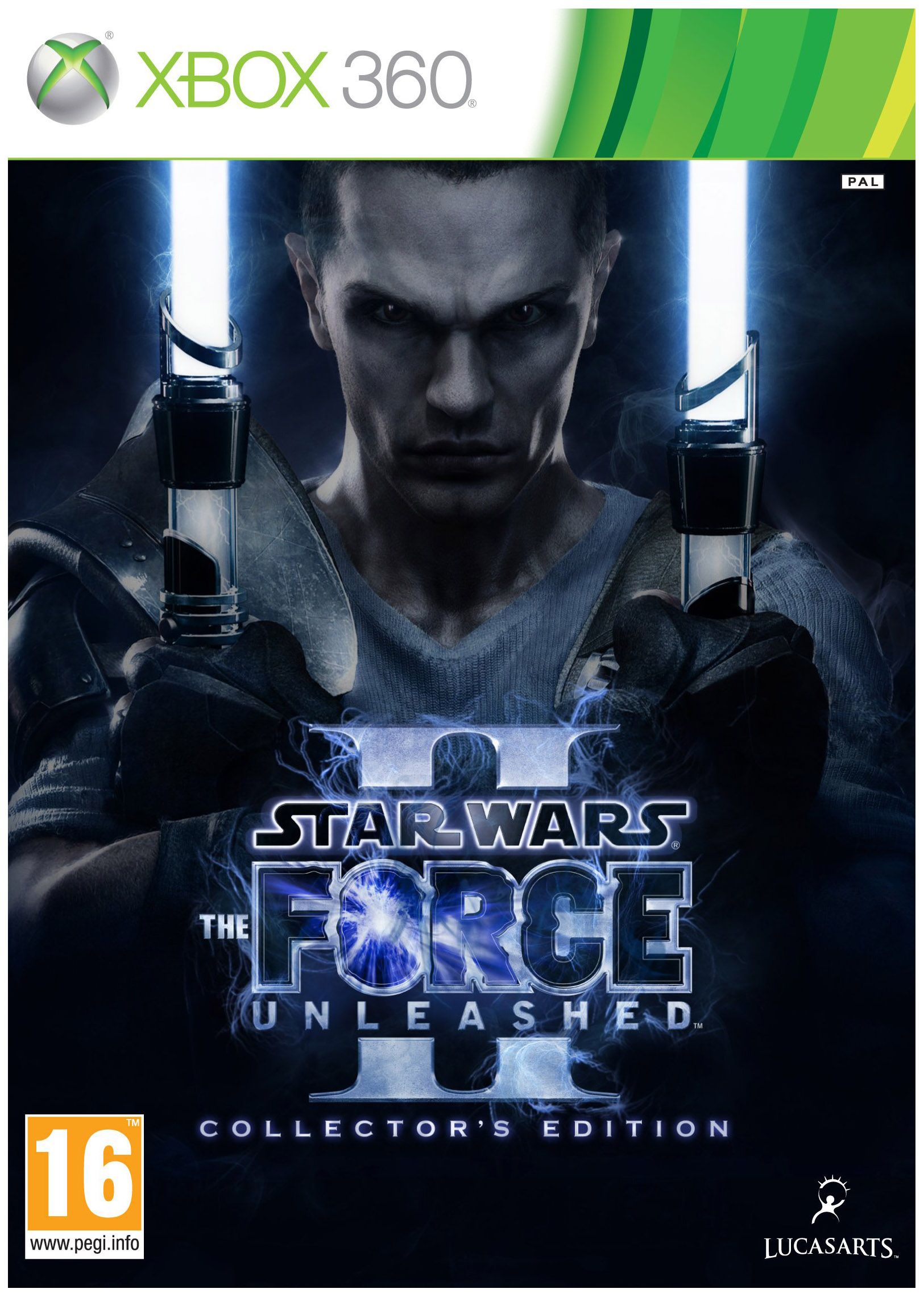 Игра Star Wars The Force Unleashed