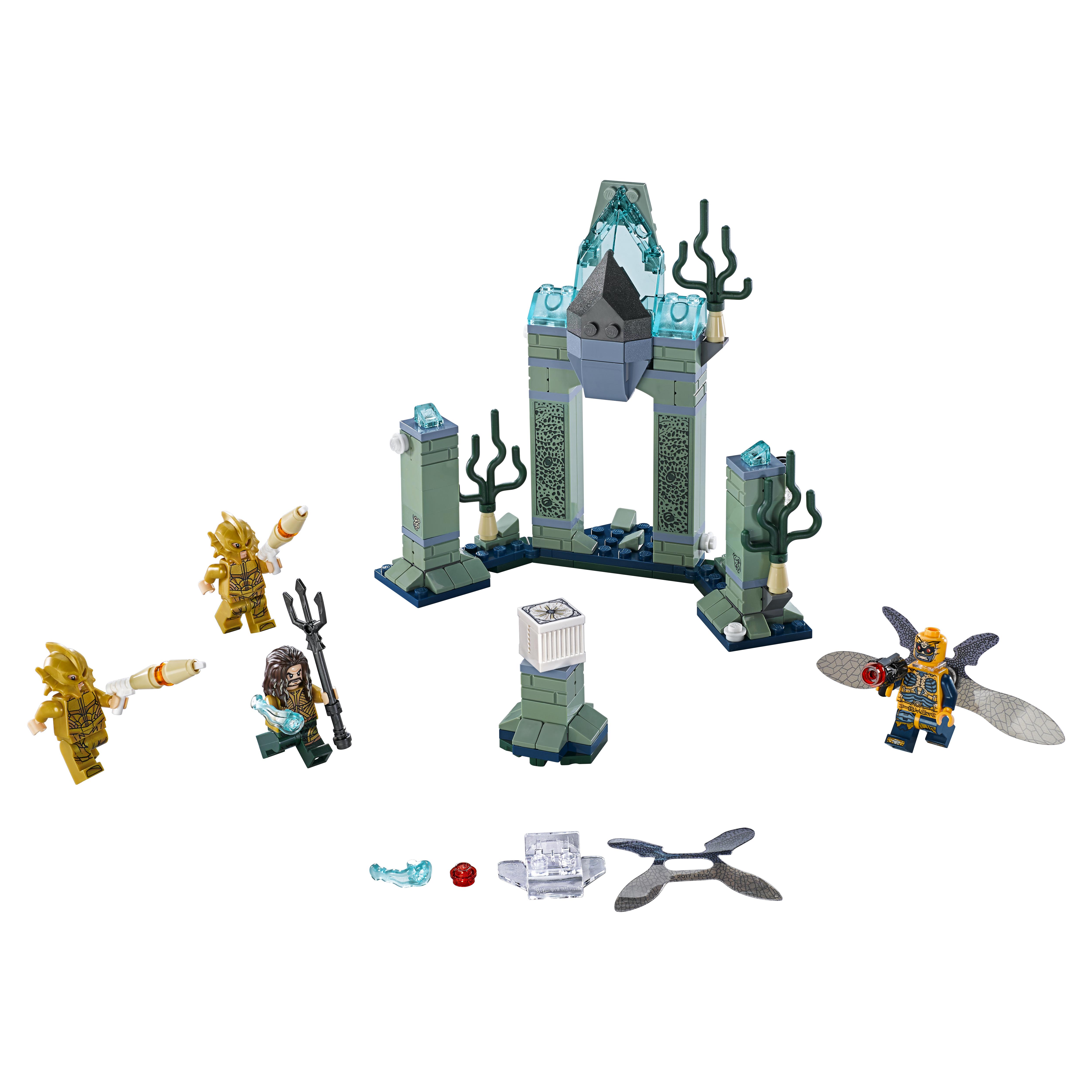 Конструктор LEGO Super Heroes Битва за Атлантиду