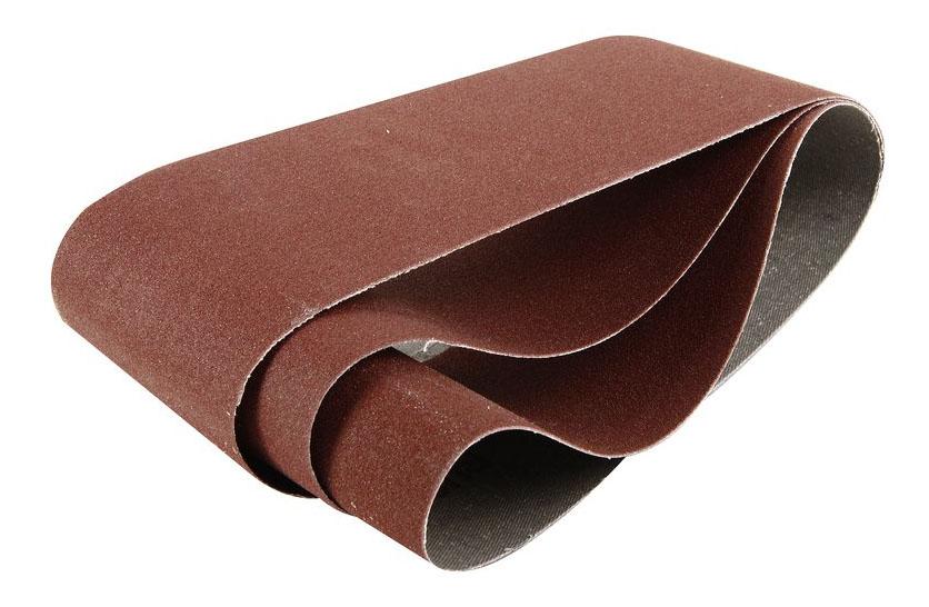 Шлифовальная лента для ленточной шлифмашины и напильника