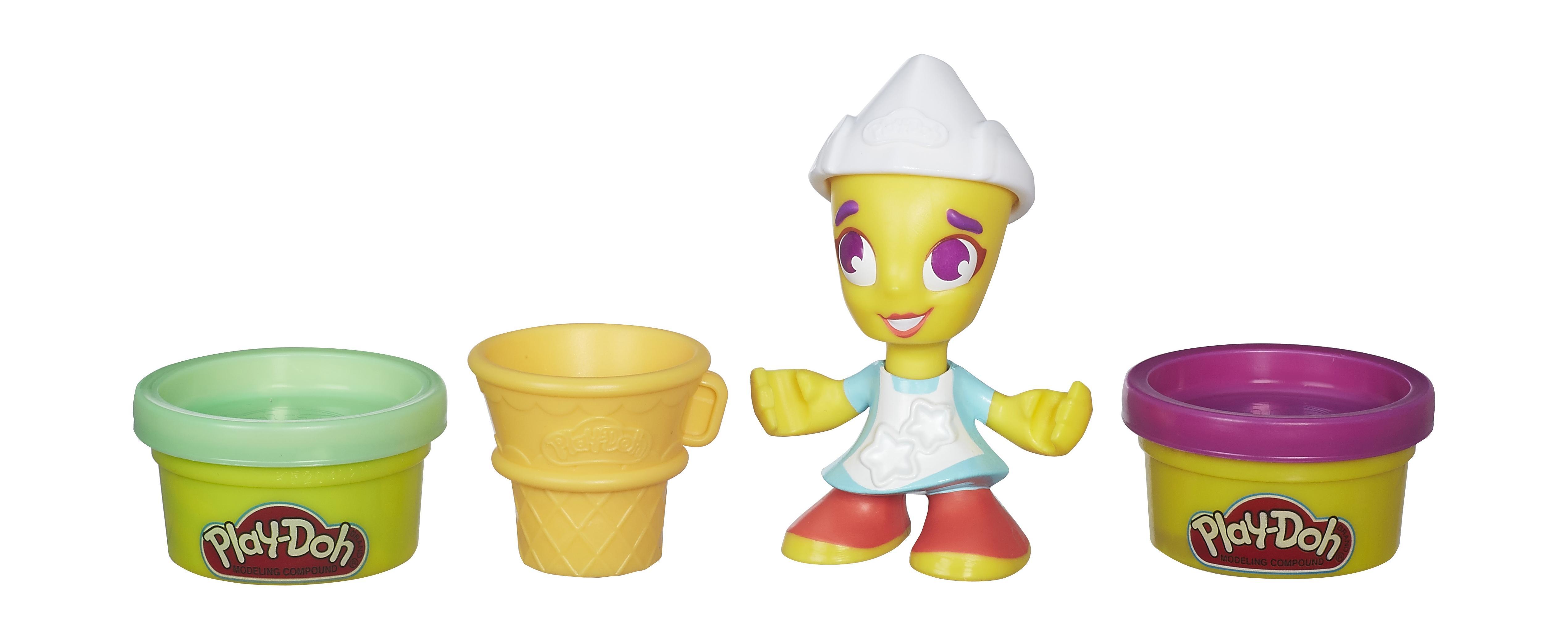 Купить Play-doh город игровой набор фигурки , b5960 b5978, Наборы для лепки Play-Doh