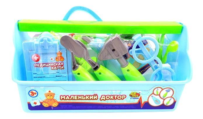 Набор доктора маленький доктор pt-00496(wk-b7970)
