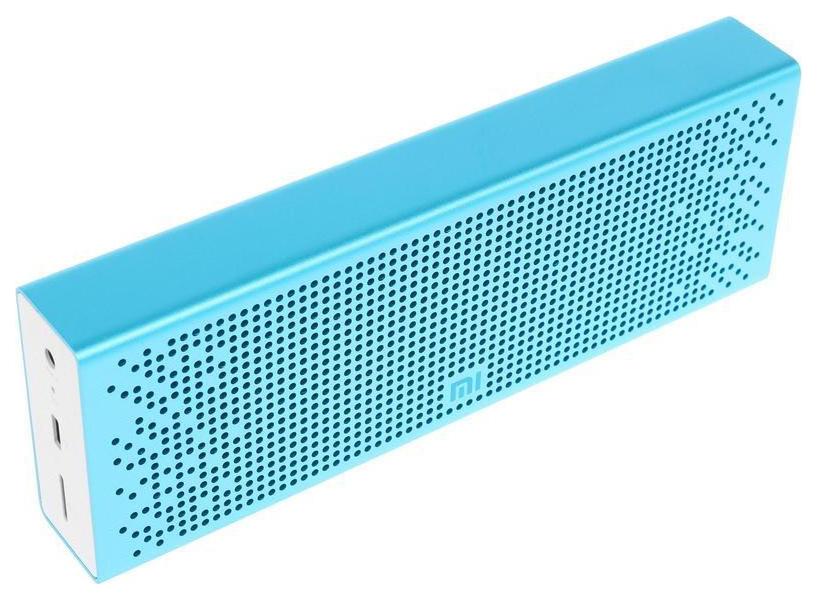 Беспроводная акустика Xiaomi Mi Bluetooth Speaker Cyan