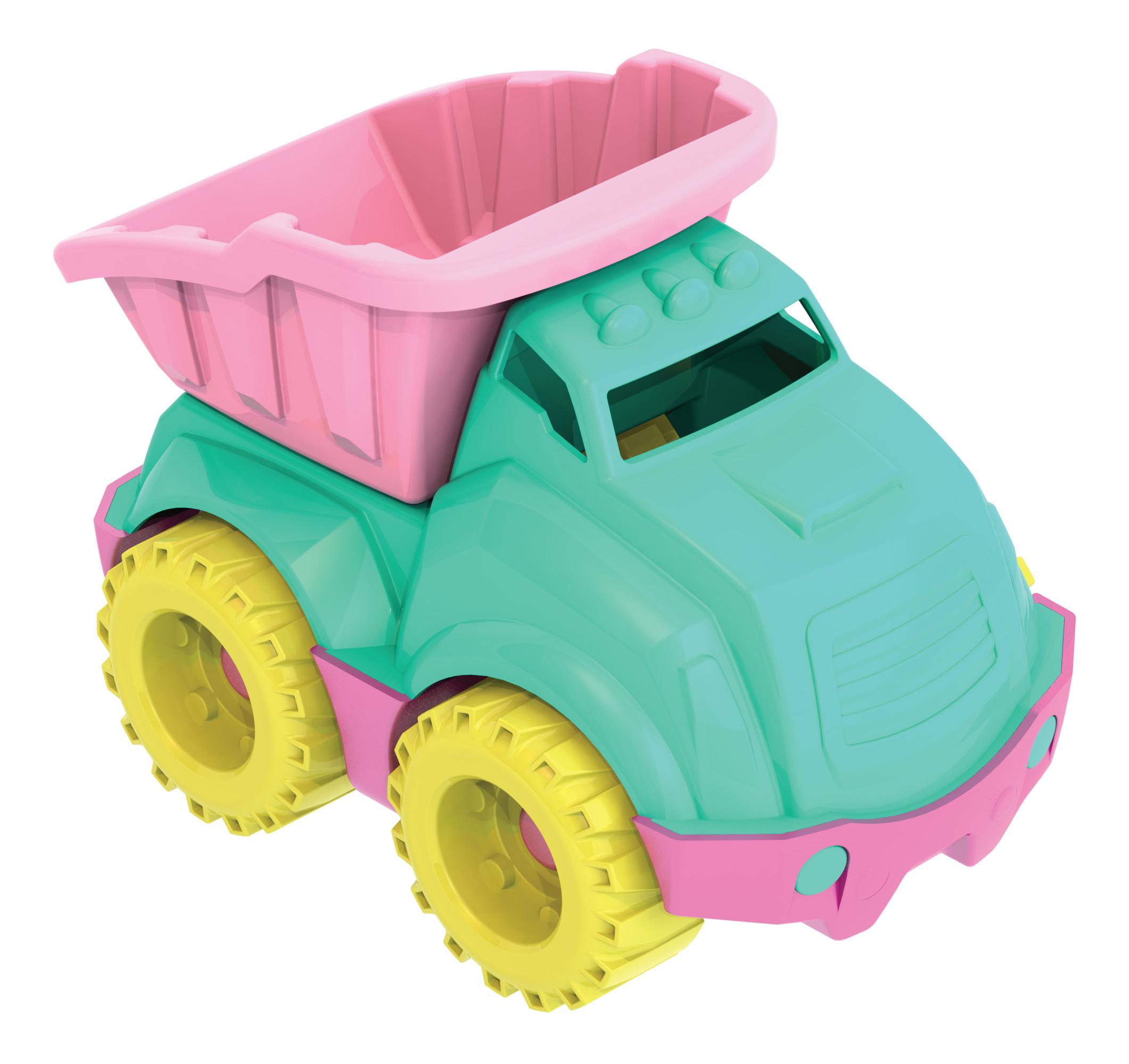 Купить Грузовик мал, , Маленький грузовик Нордпласт, НОРДПЛАСТ, Строительная техника