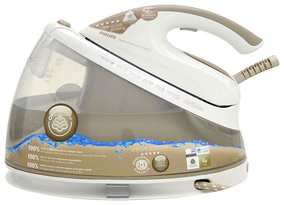 Парогенератор Philips PerfectCare Aqua Silence GC8651/10